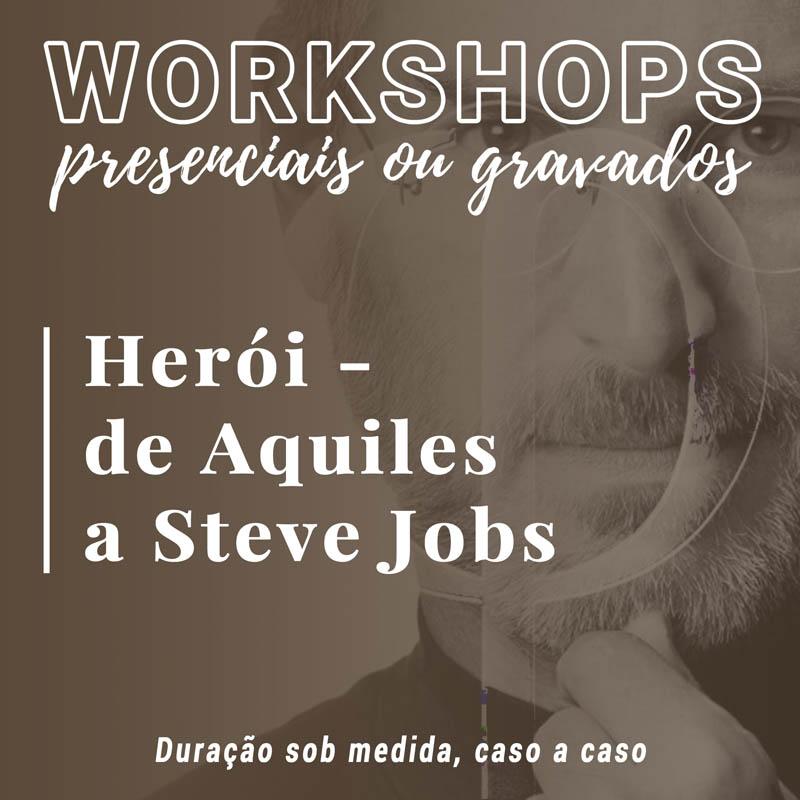 01 - Herói - de Aquiles a Steve Jobs